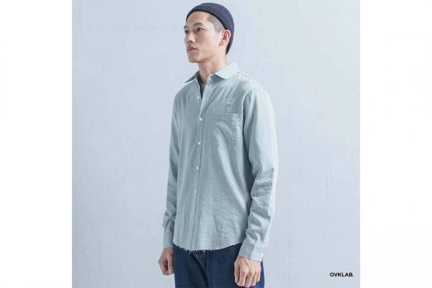 OVKLAB 1226(三)發售 18 AW Oxford Shirt (9)