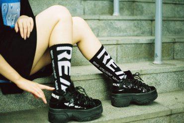 REMIX 1219(三)發售 18 AW Bleed Crew Socks (4)