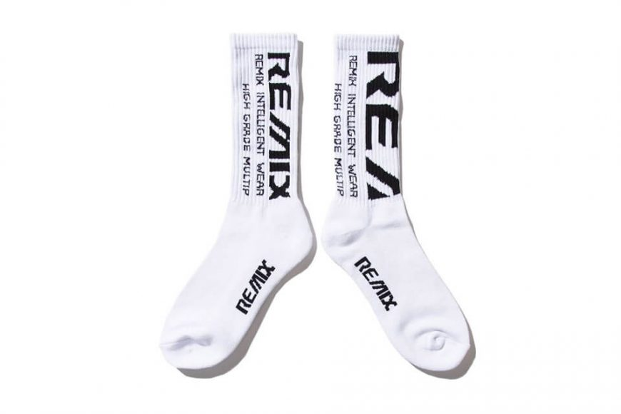 REMIX 1219(三)發售 18 AW Bleed Crew Socks (6)
