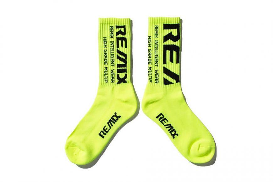 REMIX 1219(三)發售 18 AW Bleed Crew Socks (8)