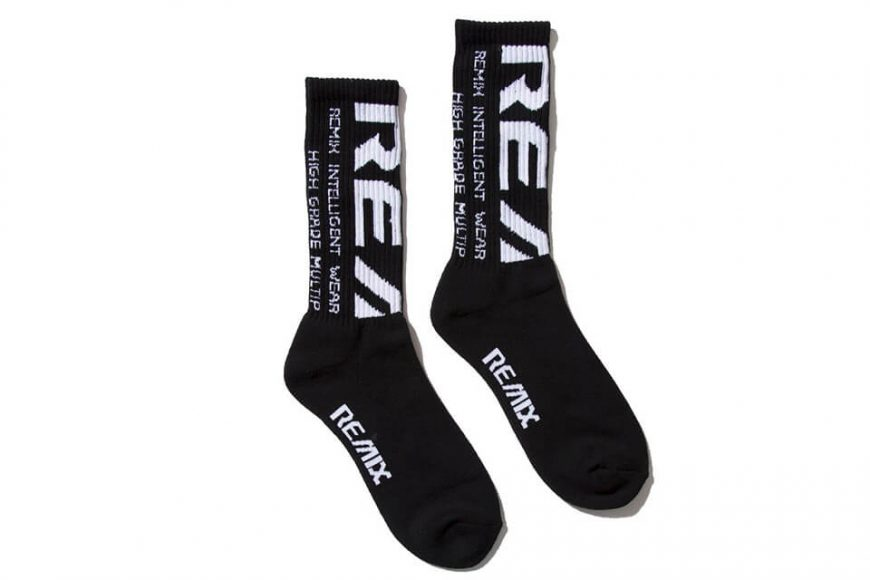 REMIX 1219(三)發售 18 AW Bleed Crew Socks (9)