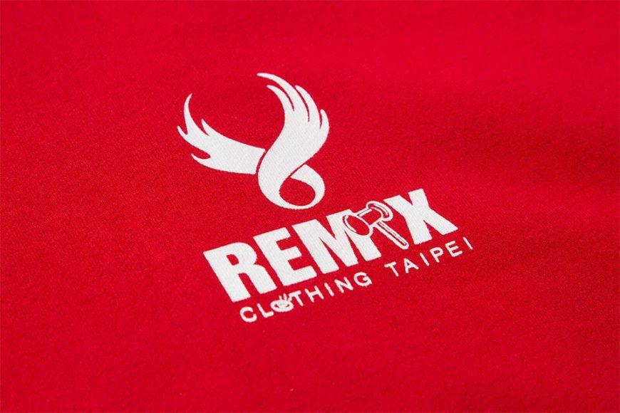 REMIX 1222(六)發售 18 AW RMX x Yahoo Hoody (13)