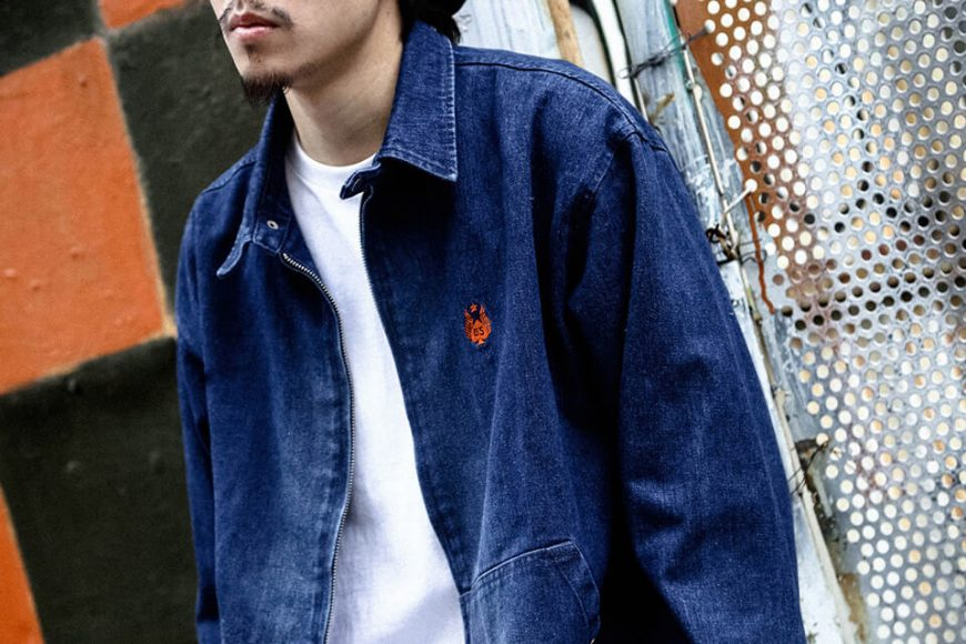 B-SIDE 12(三)發售 18 AW Old Fashion Denim Jacket (4)