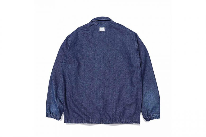 B-SIDE 12(三)發售 18 AW Old Fashion Denim Jacket (6)