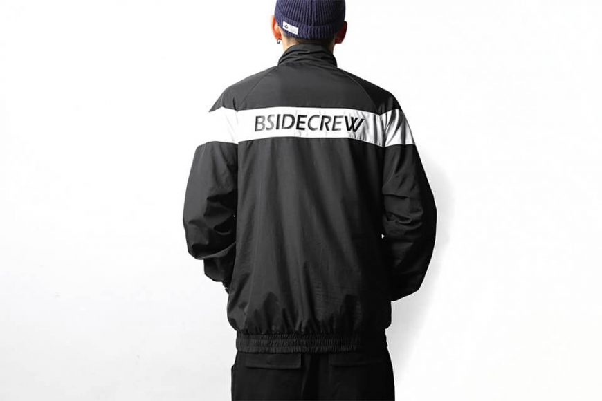 B-SIDE 18 AW BS Crew Track JKT (3)