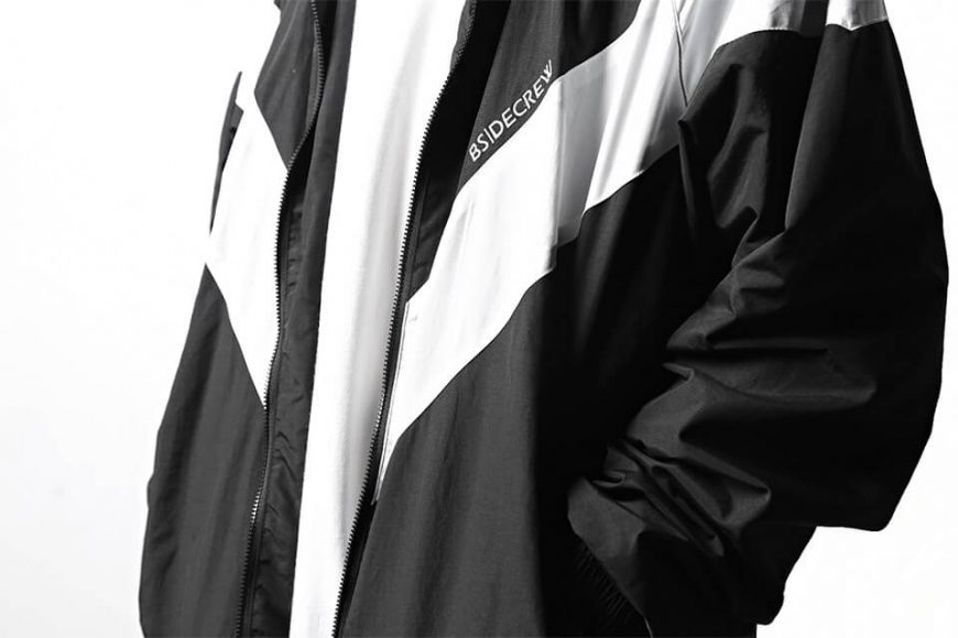 B-SIDE 18 AW BS Crew Track JKT (4)