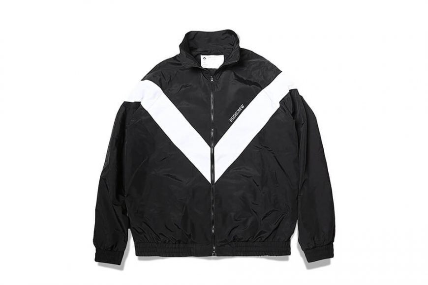 B-SIDE 18 AW BS Crew Track JKT (6)