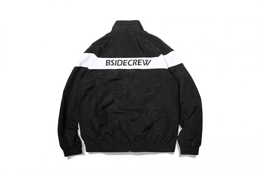 B-SIDE 18 AW BS Crew Track JKT (7)