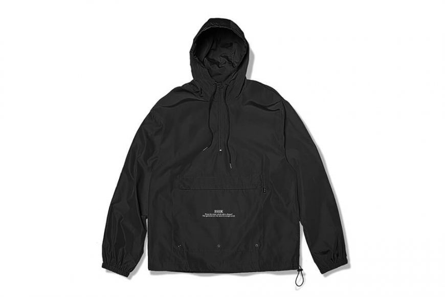 B-SIDE 18 AW BS Pullover Windbreaer (10)