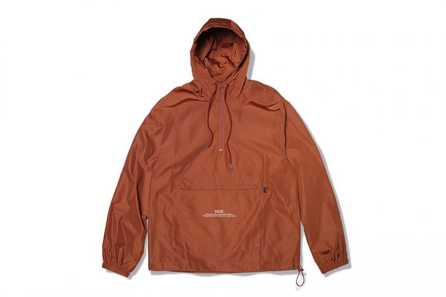 B-SIDE 18 AW BS Pullover Windbreaer (13)