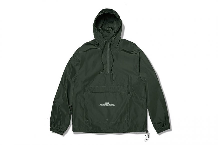 B-SIDE 18 AW BS Pullover Windbreaer (16)