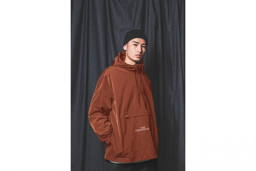 B-SIDE 18 AW BS Pullover Windbreaer (5)