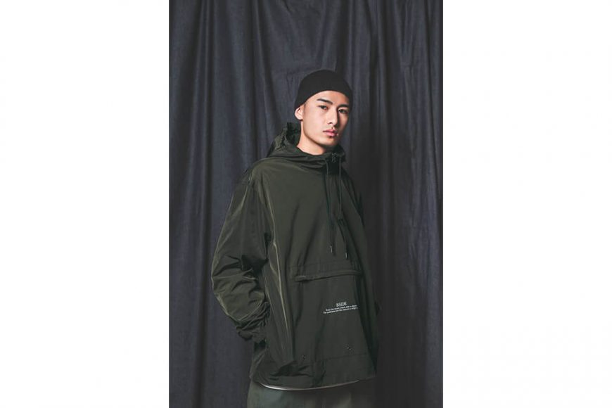B-SIDE 18 AW BS Pullover Windbreaer (6)