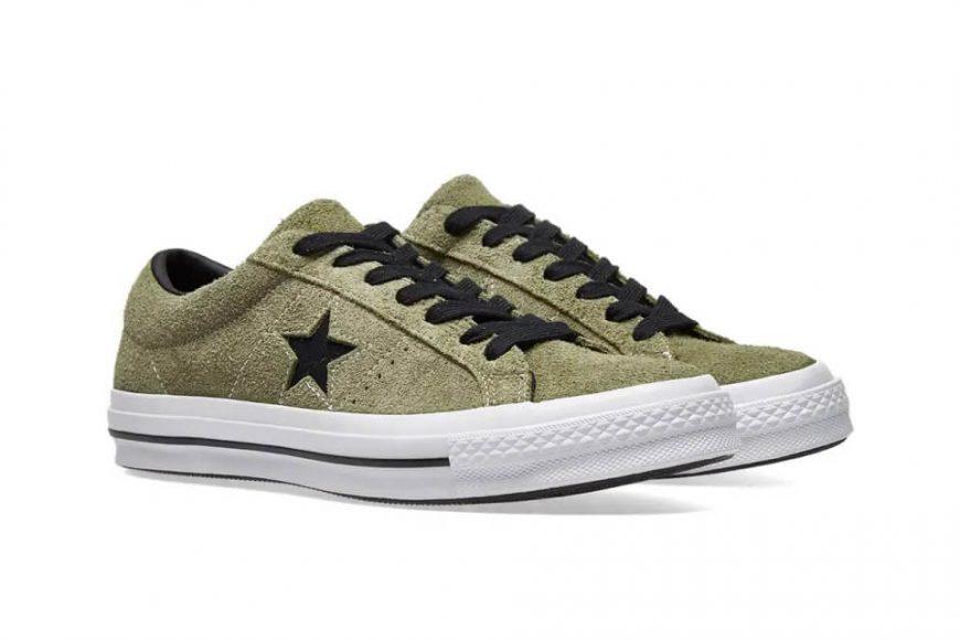 CONVERSE 19 SS 163249C One Star Premium Suede (2)