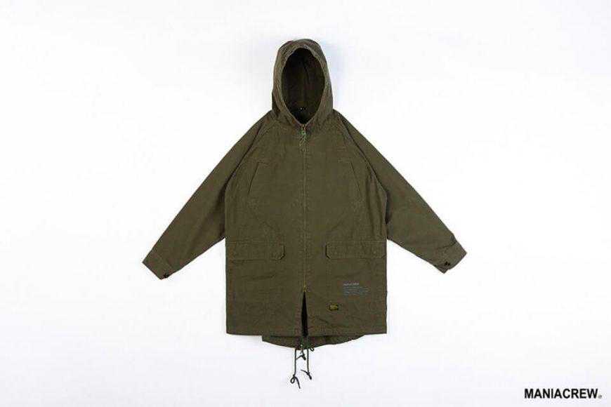 MANIA 126(六)發售 18 AW M-51 Army Parka & M-51 Fleece Jacket (1)