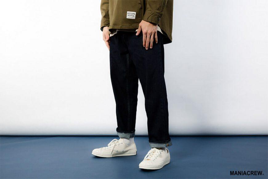 MANIA 18 AW Denim Pants (2)