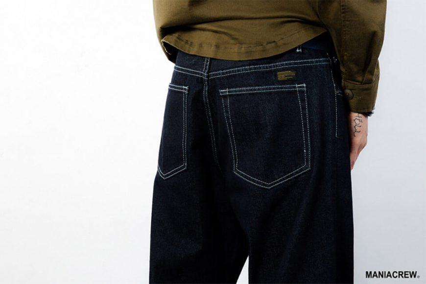 MANIA 18 AW Denim Pants (3)