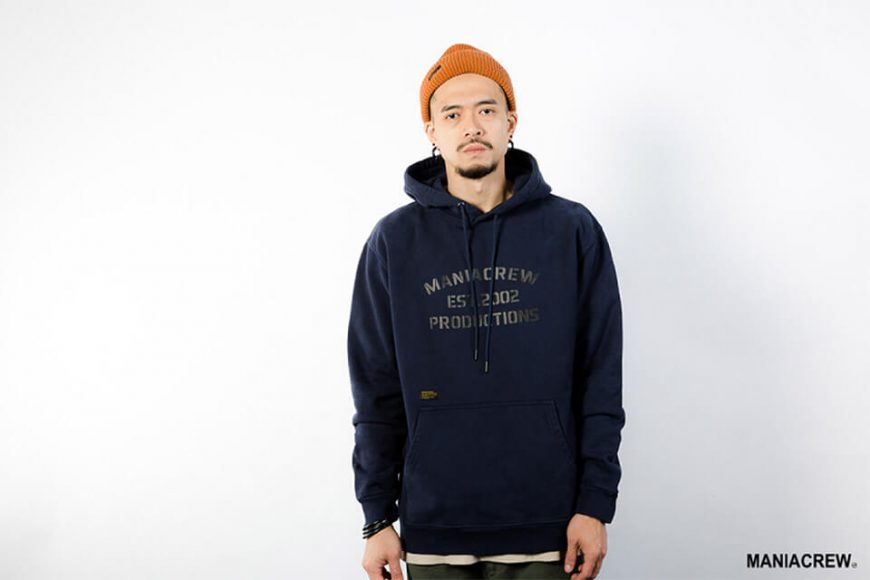 MANIA 18 AW Heavyweight Dyed Hoodie (2)