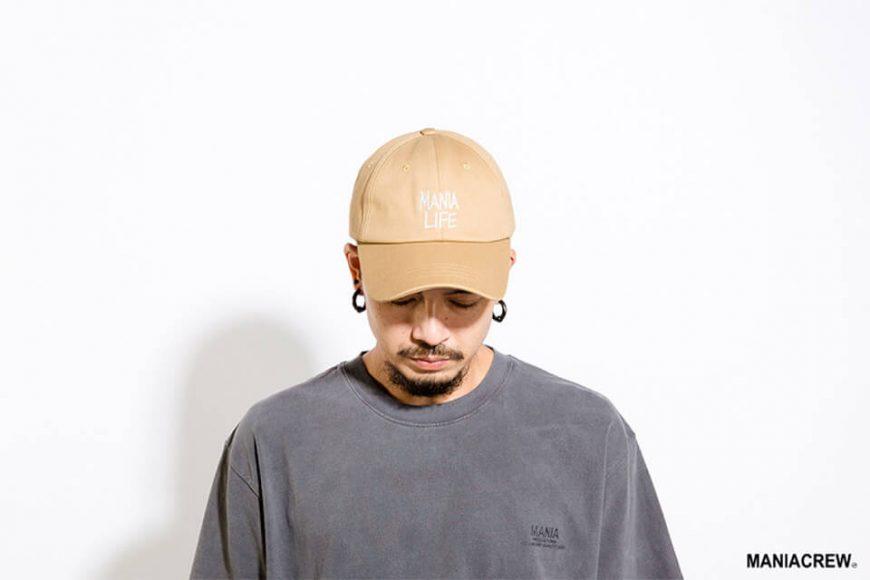 MANIA 18 AW Life Cap (1)