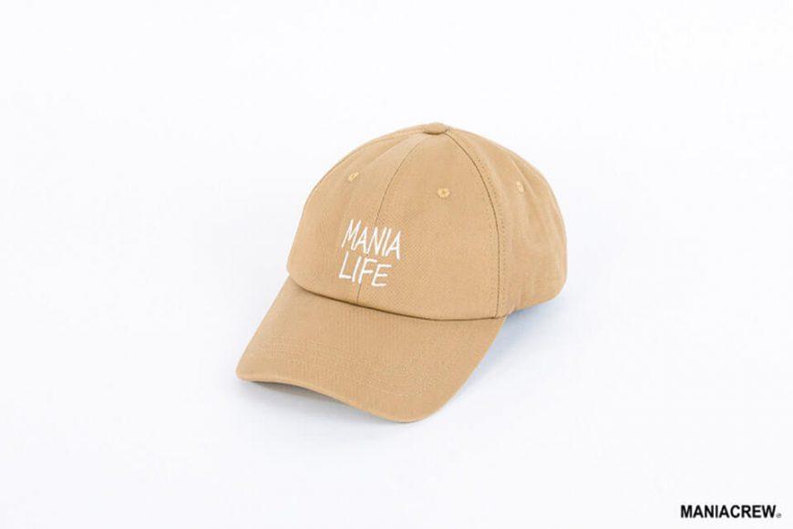 MANIA 18 AW Life Cap (3)