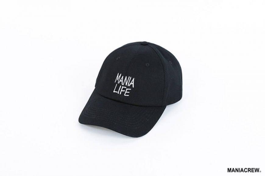MANIA 18 AW Life Cap (6)
