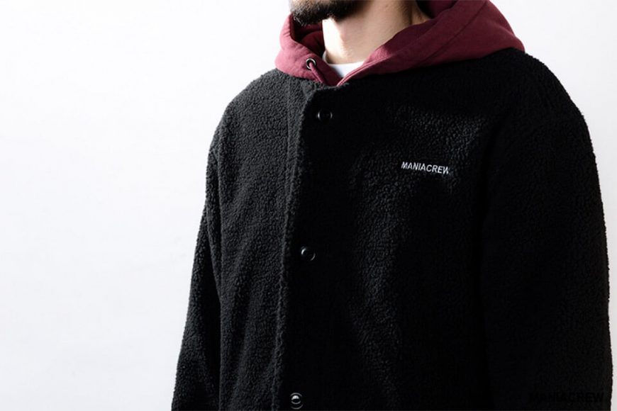 MANIA 18 AW M-51 Fleece Jacket (4)