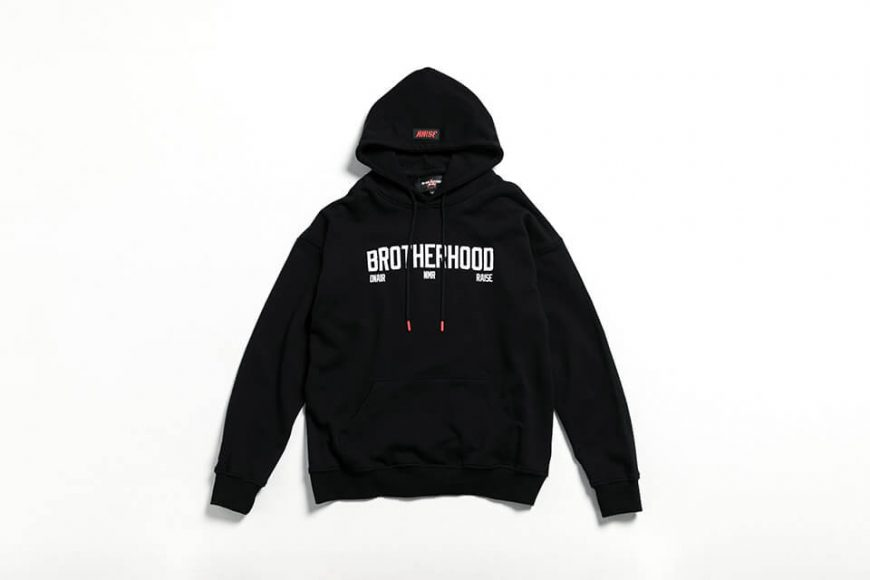 NMR15th x On-Air x RAISE Brotherhood Hoodie (2)