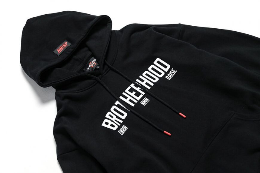 NMR15th x On-Air x RAISE Brotherhood Hoodie (4)