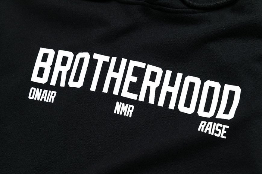 NMR15th x On-Air x RAISE Brotherhood Hoodie (7)