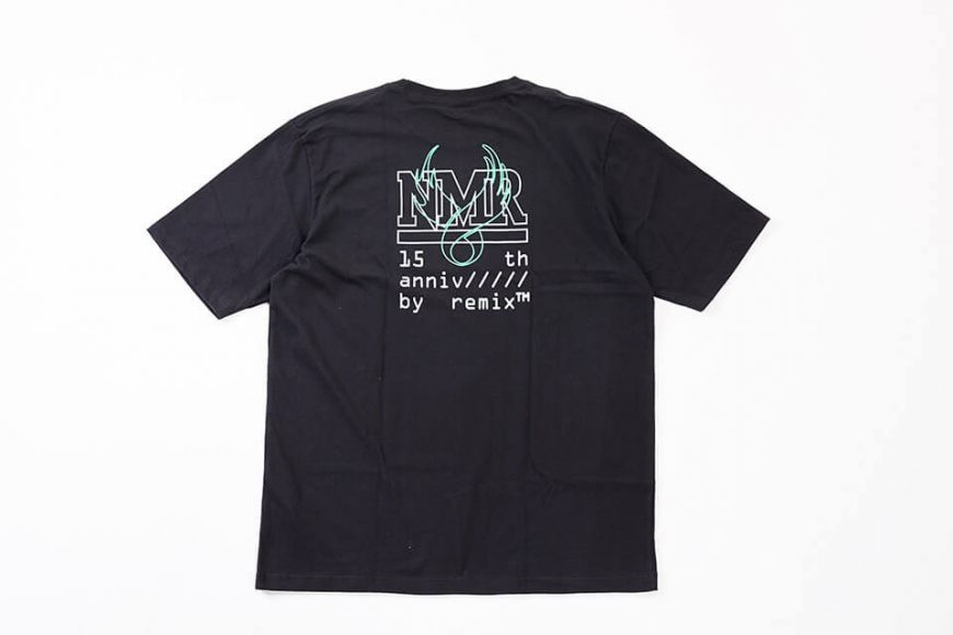 NMR15th x REMIX 15 Anniv Tee (11)