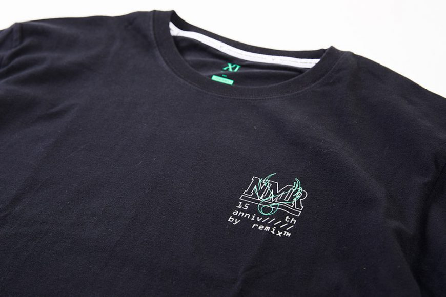 NMR15th x REMIX 15 Anniv Tee (12)