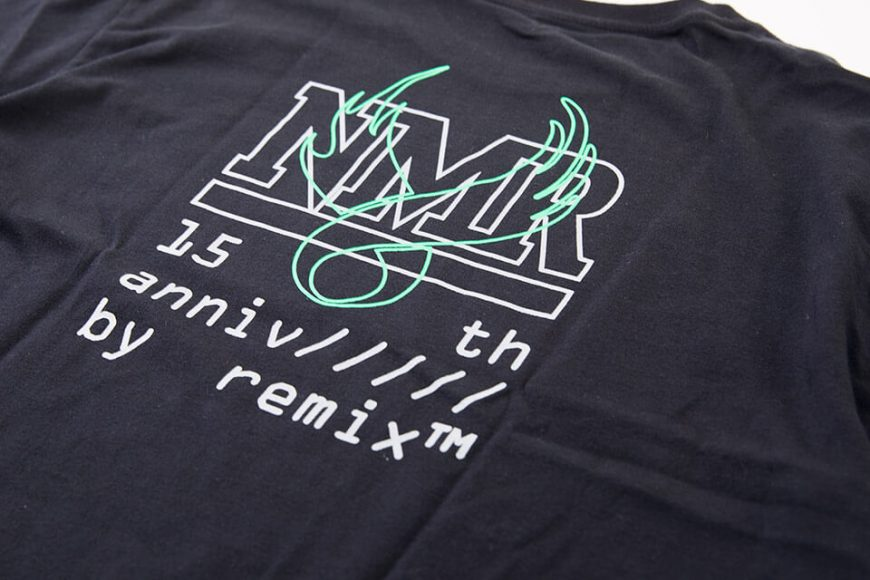 NMR15th x REMIX 15 Anniv Tee (13)