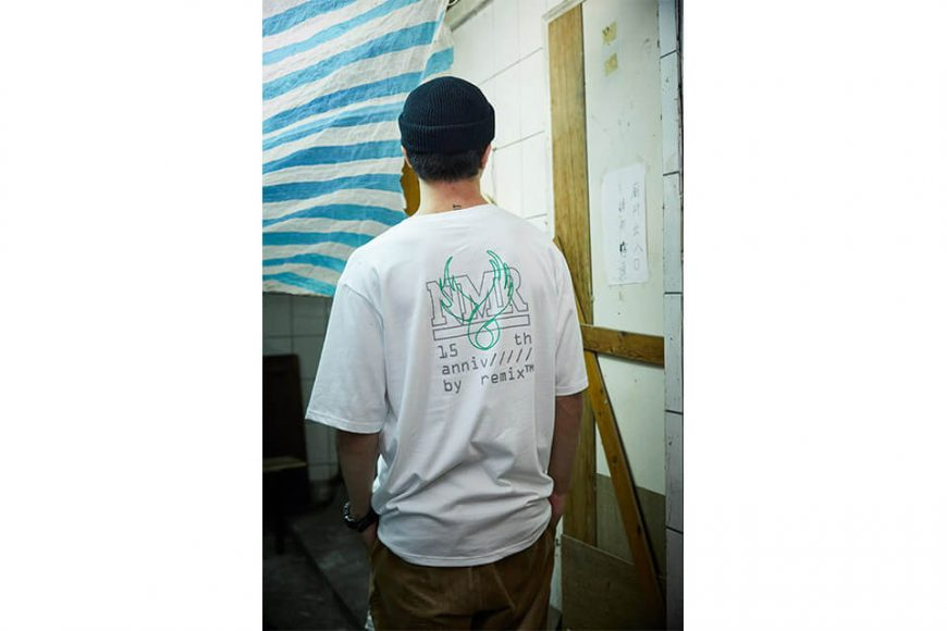 NMR15th x REMIX 15 Anniv Tee (6)