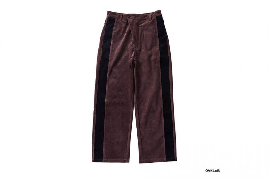 OVKLAB 123(三)發售 18 AW Coduroy Wide Pants (6)