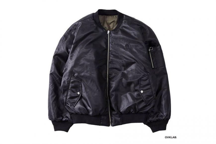 OVKLAB 123(三)發售 18 AW Sided Wear Ma-1 Jacket (9)
