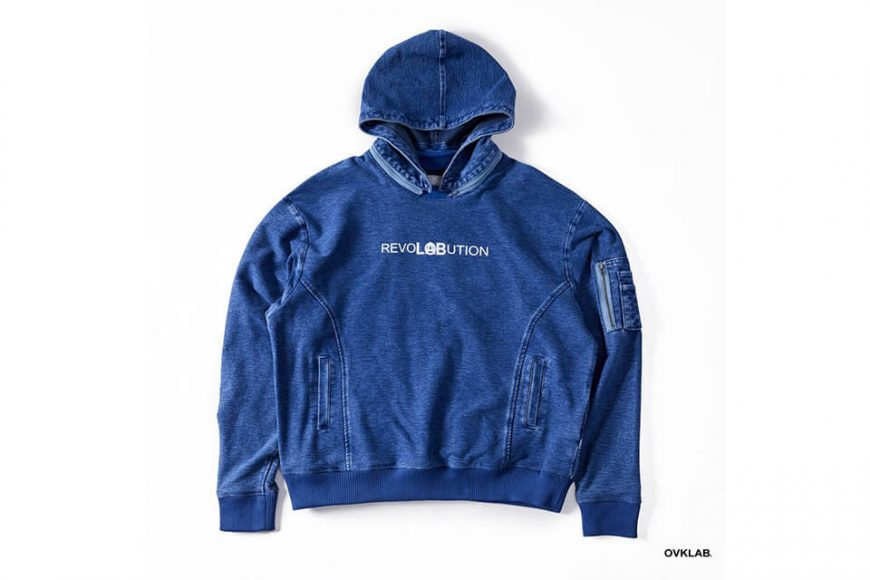 OVKLAB 18 AW Combat Hoodie (12)