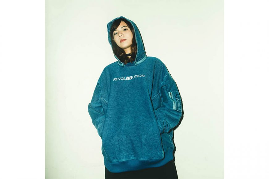 OVKLAB 18 AW Combat Hoodie (5)
