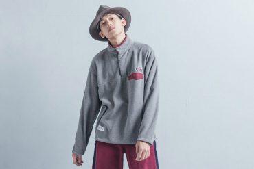 OVKLAB 18 AW Fleece Pullover (1)