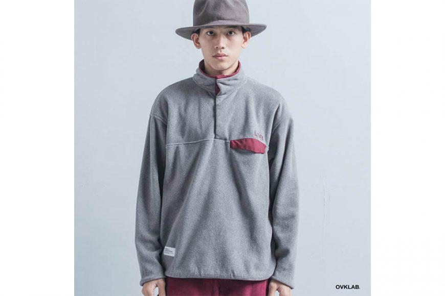 OVKLAB 18 AW Fleece Pullover (3)