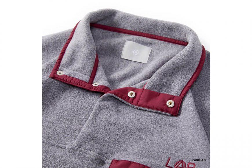 OVKLAB 18 AW Fleece Pullover (8)