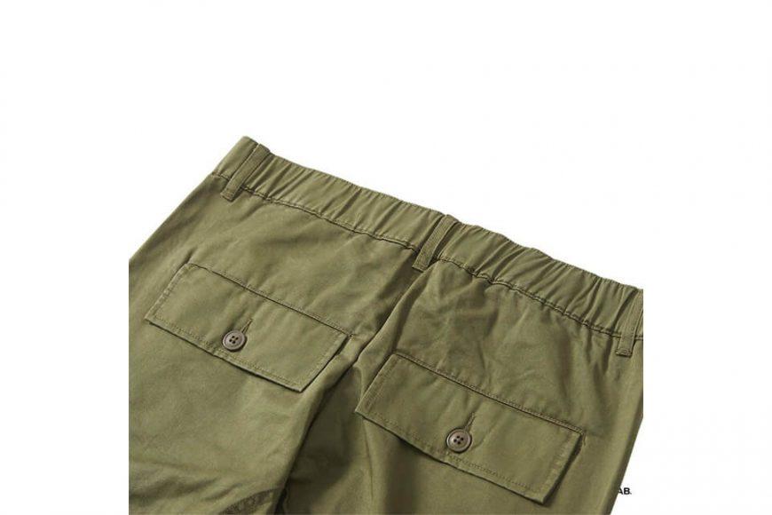 OVKLAB 18 AW Military Pants (11)