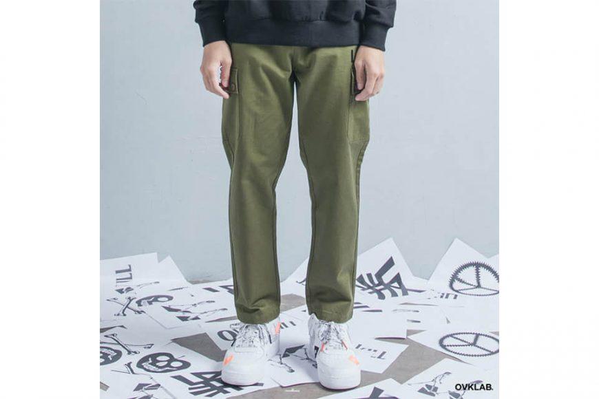 OVKLAB 18 AW Military Pants (3)