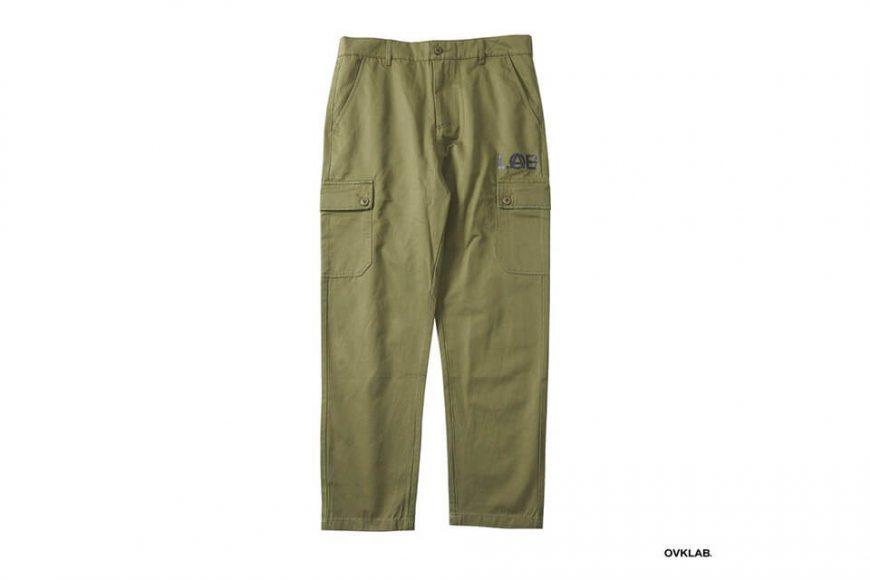 OVKLAB 18 AW Military Pants (7)