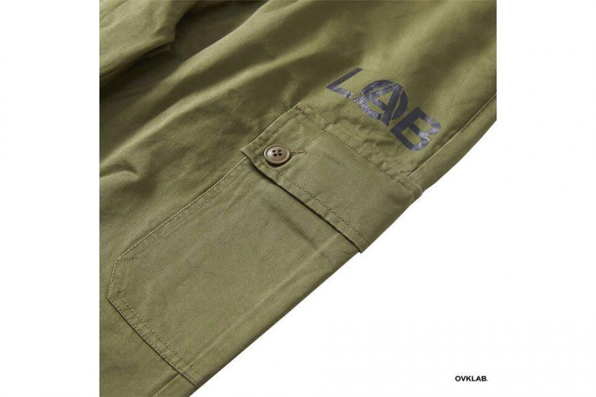 OVKLAB 18 AW Military Pants (9)