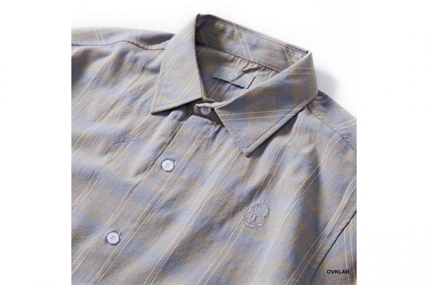 OVKLAB 19(三)發售 18 AW Plaid LS Shirt (6)