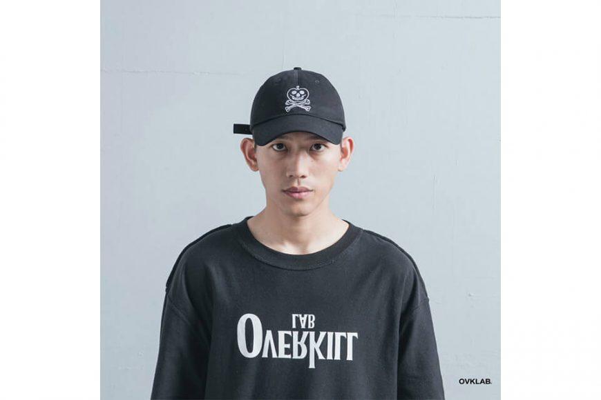 OVKLAB 19(三)發售 18 AW Washed Baseball Cap (1)