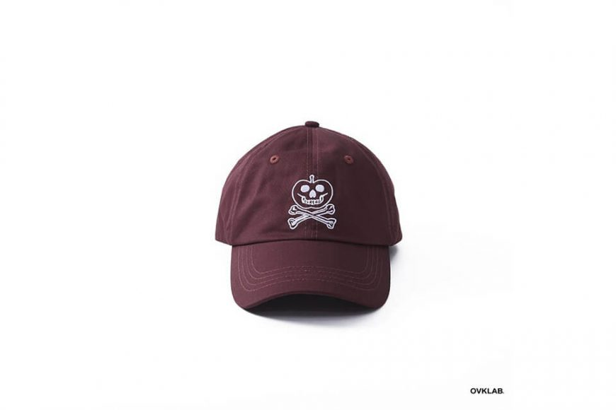 OVKLAB 19(三)發售 18 AW Washed Baseball Cap (12)