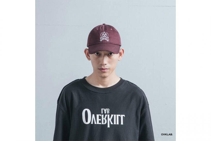 OVKLAB 19(三)發售 18 AW Washed Baseball Cap (5)