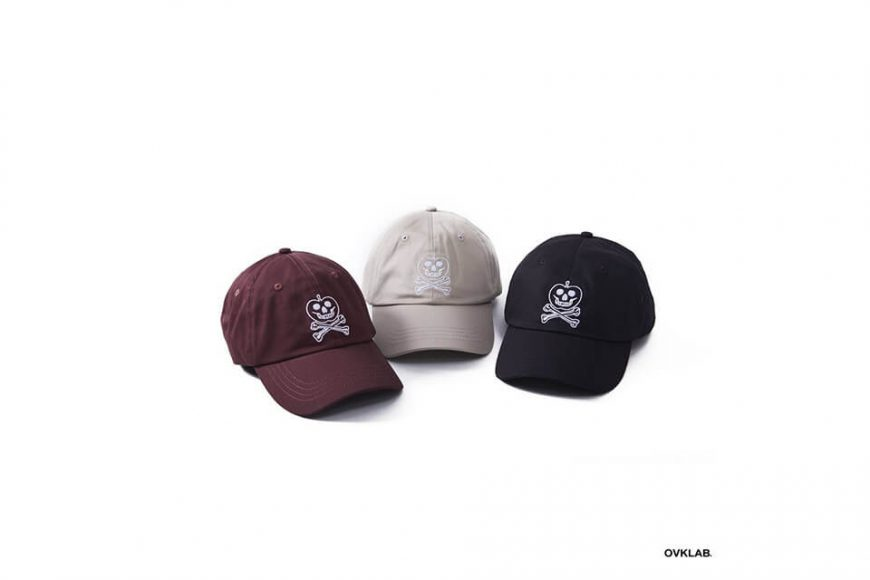 OVKLAB 19(三)發售 18 AW Washed Baseball Cap (7)