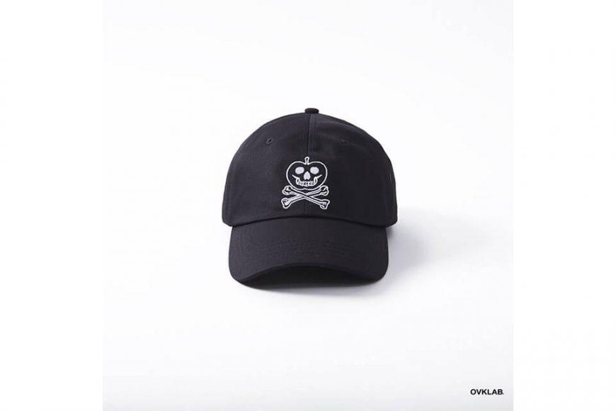 OVKLAB 19(三)發售 18 AW Washed Baseball Cap (8)